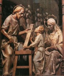 S. José, Esposo de Maria e Padroeiro da Igreja universal - Oratório S. Josemaria